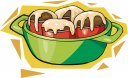Easter Food Clipart