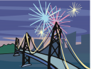 Fireworks Clipart