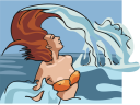 Swimming Clipart