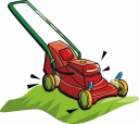 Lawnmower Clipart