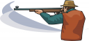 Hunting Clipart