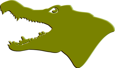 free alligator clipart 1 page of public domain clip art rh clipartpal com free alligator clipart images