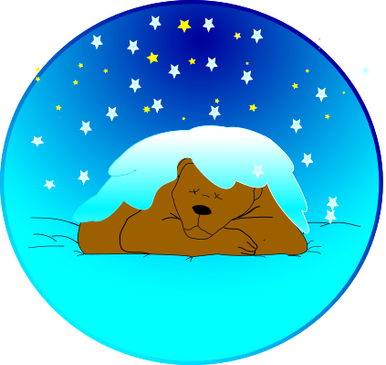 Free Cartoon Bear Clipart