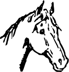 Free Filly Clipart