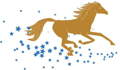 Free Mystical Horse Clipart