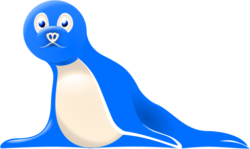 Free Seal Graphic Clipart