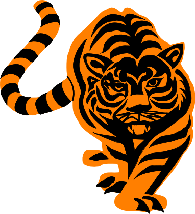 Free Tiger Clipart
