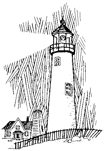 Free Lighthouse Clipart Public Domain Buildings Clip Art