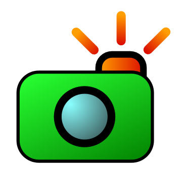 Camera Flash Clip Art