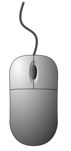 Free Computer Mouse Clipart