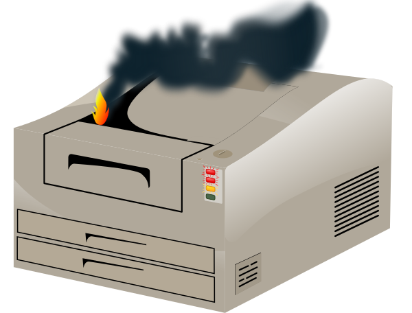 Free Printer Clipart