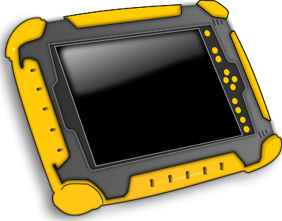 Free Computer Tablet Clipart