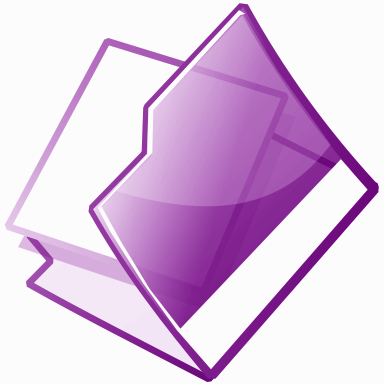 Free Folder Icon Clipart