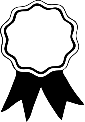 clip art flowers black and white. Clipart of a lack and white