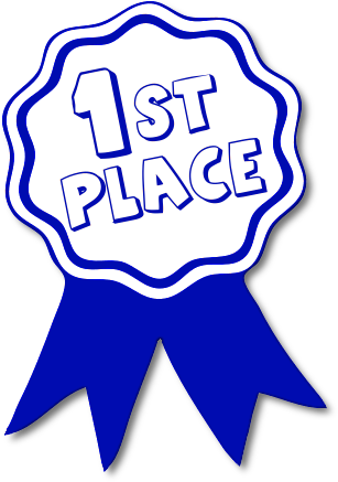 ... ribbon, certificate, clipart, first place, good job, good work, ribbon