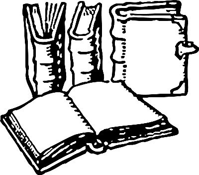 Free Old Book Clipart