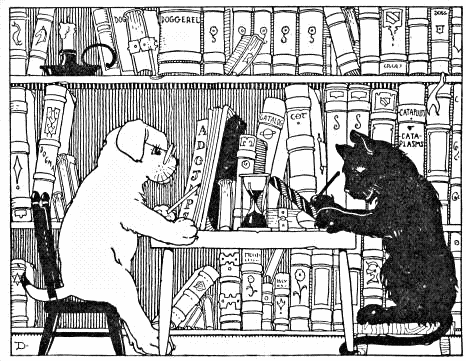 http://www.clipartpal.com/_thumbs/pd/education/cat_and_dog_in_library.png