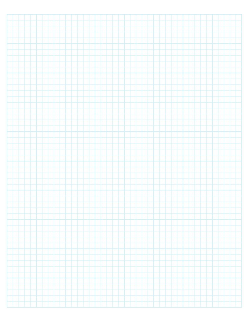 Free Graph Paper Clipart
