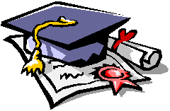 Free Graduation Clipart