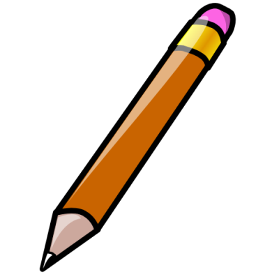 Image result for pencil clip art free