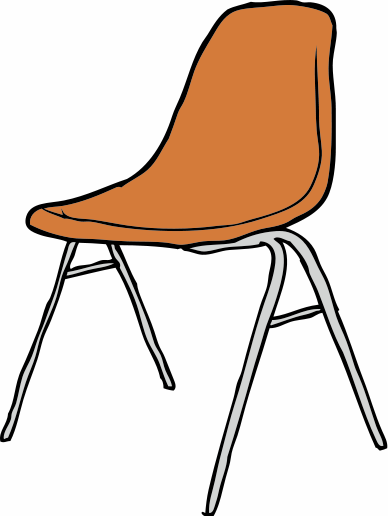 chair clipart. free school chair clipart