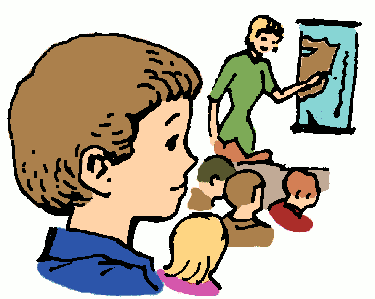Free Teacher Clipart