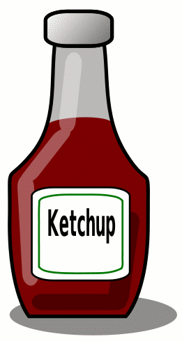 Free Condiments Clipart