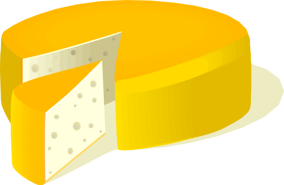 Free Cheese Clipart