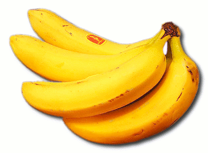 Banana Bunch Clip Art