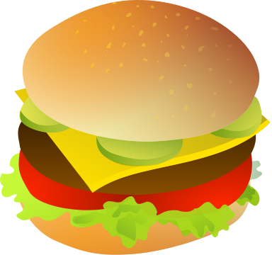 free hamburger clipart clipart picture 9 of 13 rh clipartpal com hamburger clip art images free hamburger clip art pictures