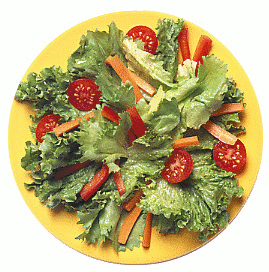 Free Salad Clipart