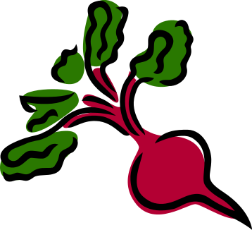 Free Beetroot Clipart