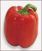 Free Bell Pepper Clipart