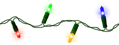Shorten String Christmas Lights : What does Little S have to say today?: The Art of Being Lost