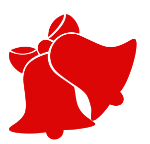 Free Red Christmas Clipart