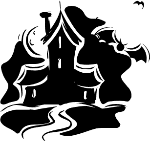 Free Floating Ghost Clipart