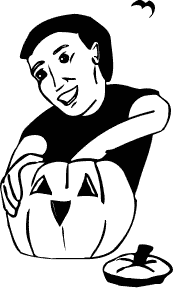 Free Pumpkin Carving Clipart