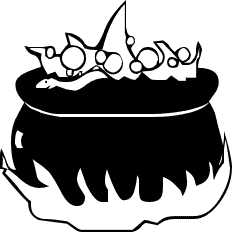 Free Witches Brew Clipart