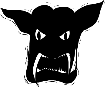 Free Demon Clipart