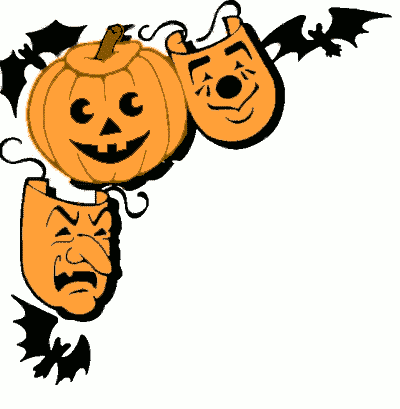 Free Halloween Decorations Clipart