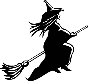Free Broomstick Clipart