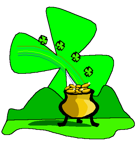 free shamrock clipart public domain holiday stpatrick clip art rh clipartpal com