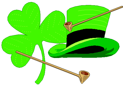 Free Leprechaun Hat Clipart