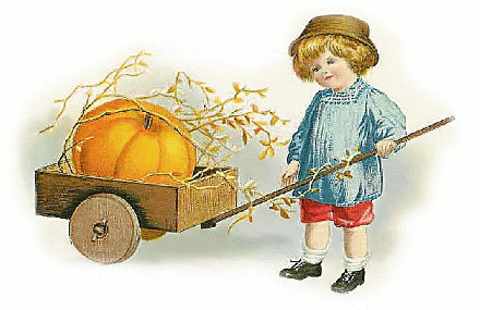 Free Pilgrim Child Clipart