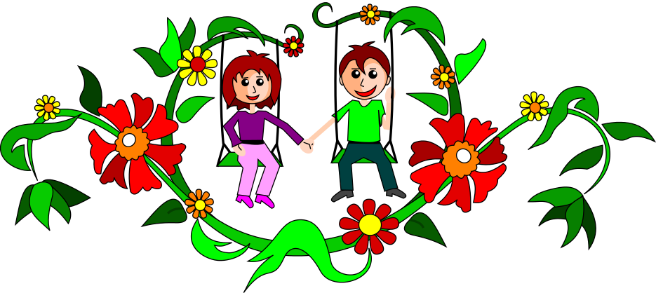 Free Couples Clipart