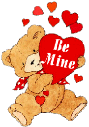 Free Valentine Animals Clipart