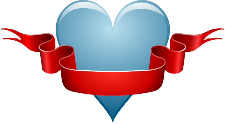 Free Valentine Banners Clipart