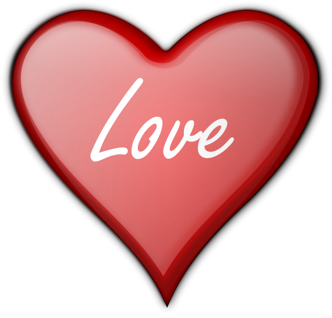 Free I Love You Clipart