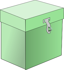 Free Filebox Clipart