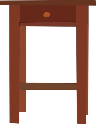 Free Nightstand Clipart